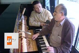 Atv Haber Bardakçı Kardeşler Piyano Röportajı
