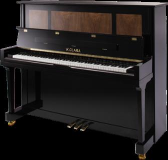 K.CLARA AC-125B Duvar Tipi Piyano