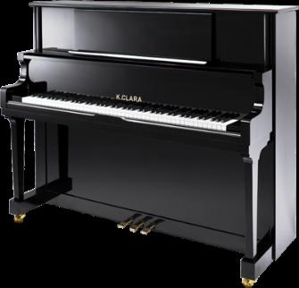 K.CLARA AC-126B Duvar Tipi Piyano